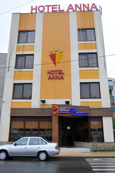 Hotel Anna 3* http://hotelanna.ro/en/
