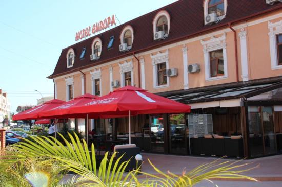 Hotel Europa 3* http://www.hotelrestauranteuropa.ro/en/